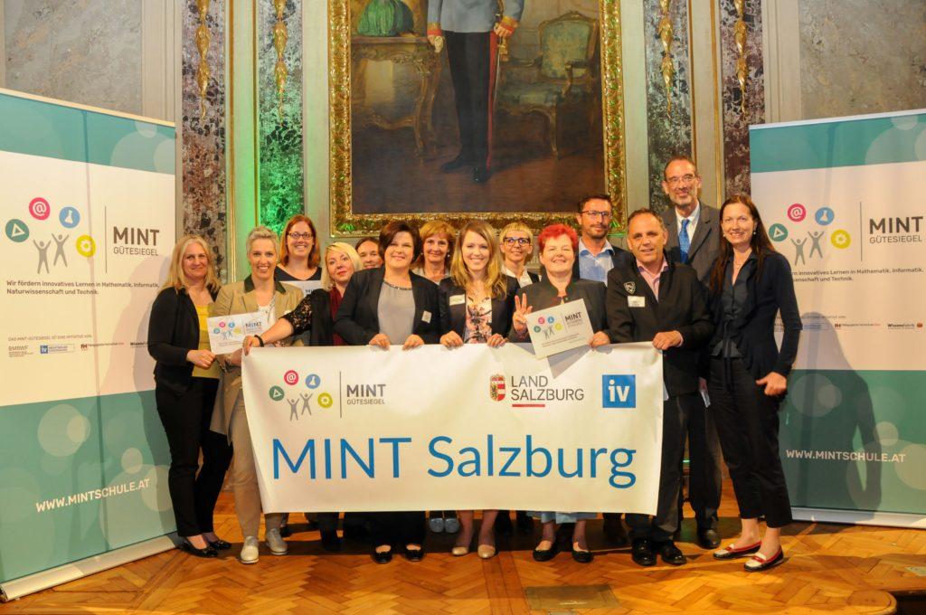 MINT Schulen in Salzburg