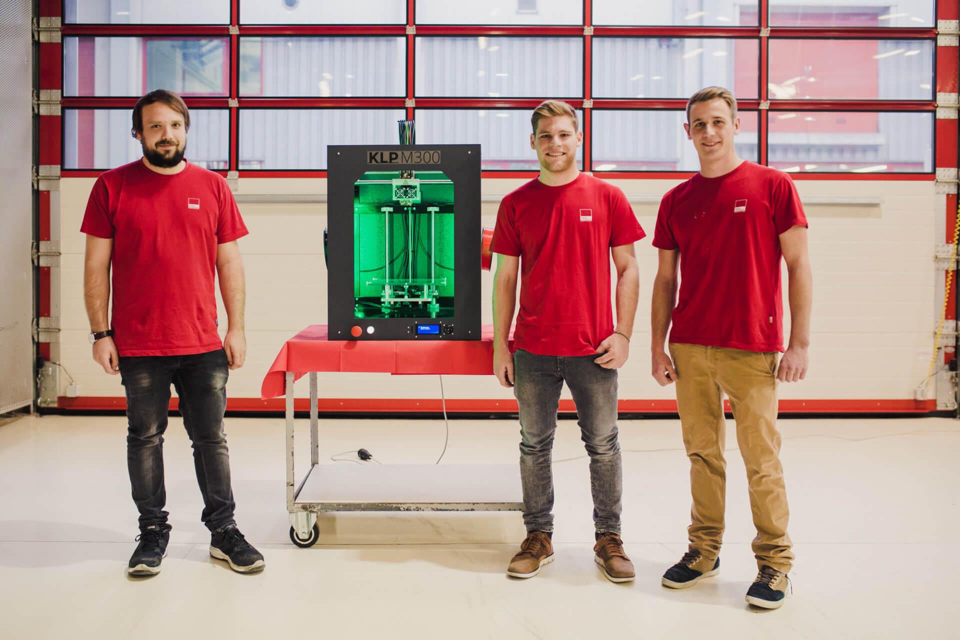 3D-Drucker als Meisterstück