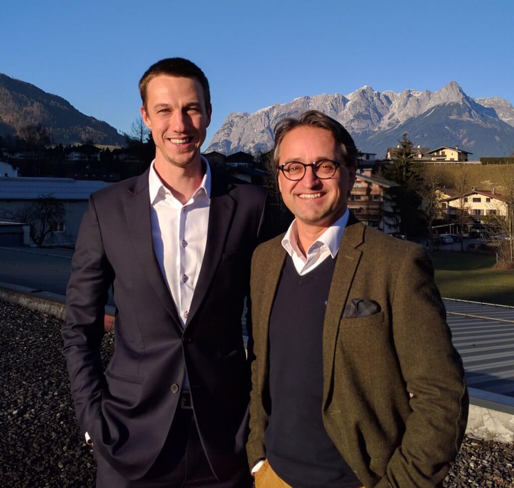 Team von Pongau entwickelt Potenziale Raphael Riedler Werner Sterneder